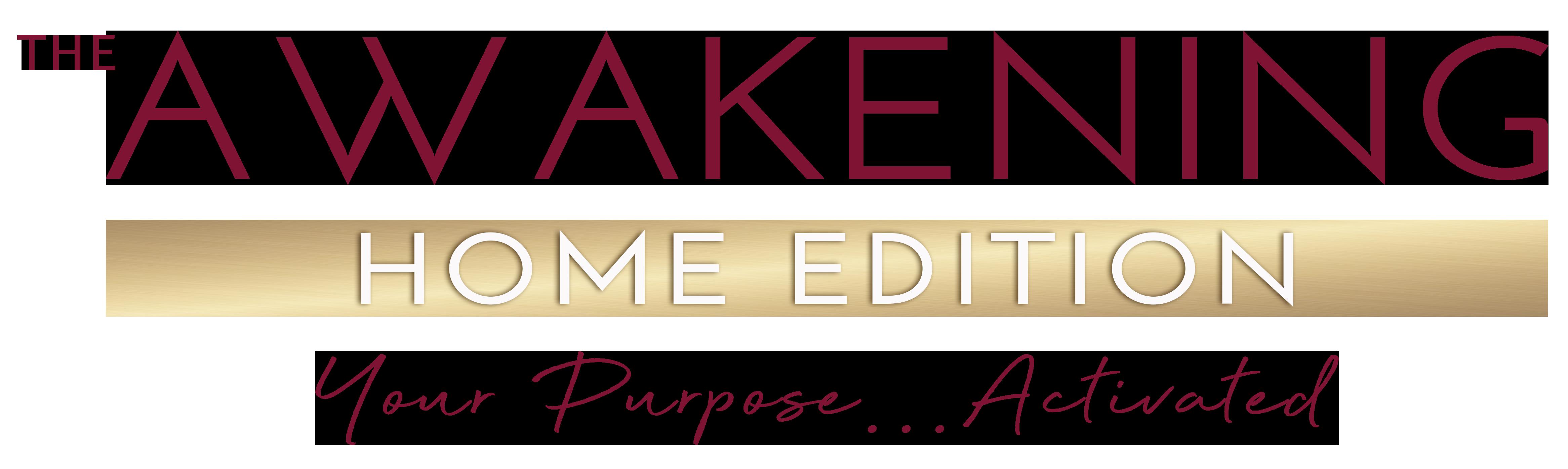 the awakening 2021 logo PNG