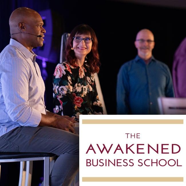 web square - The awakened Business school